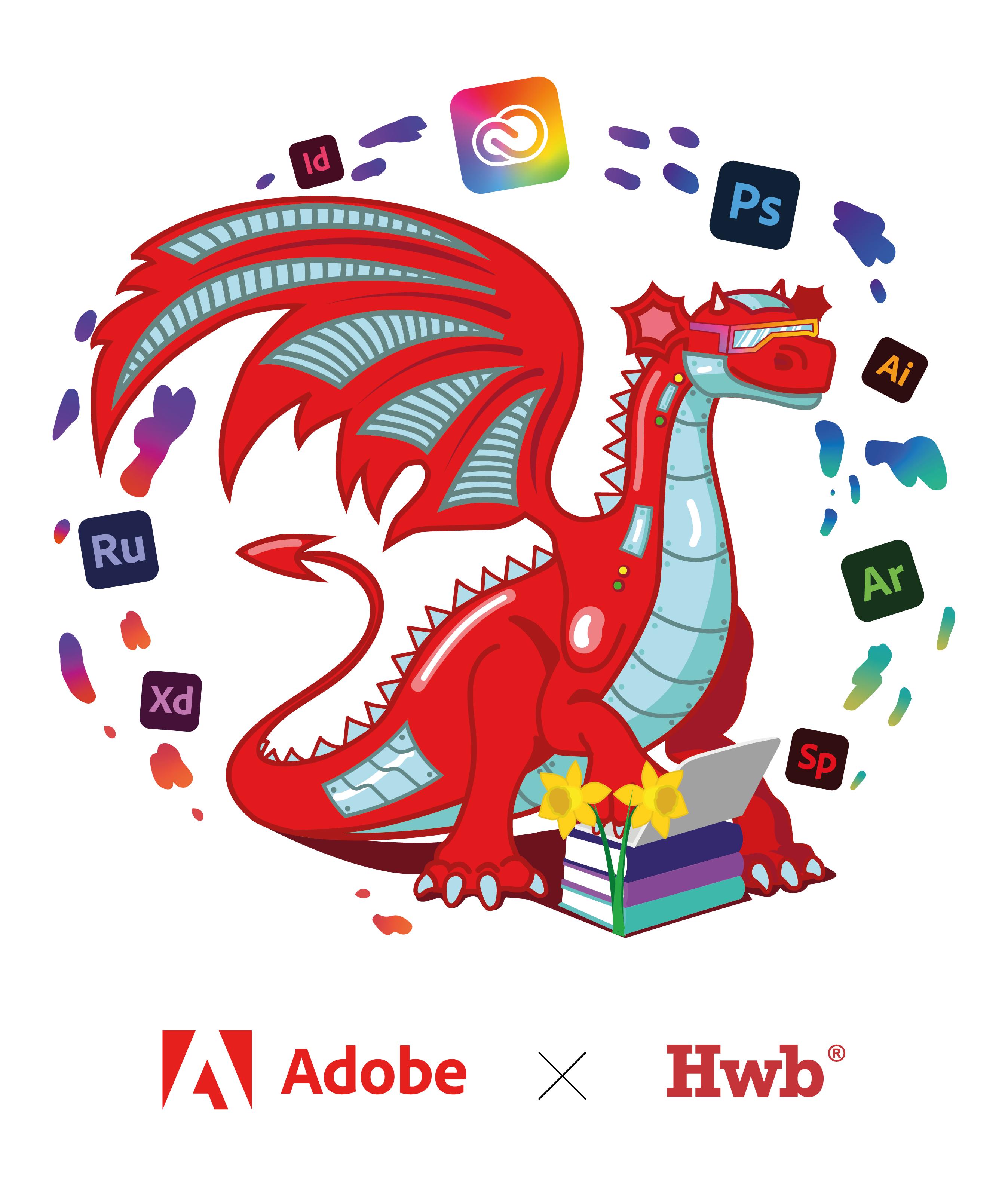 Adobe Dragon